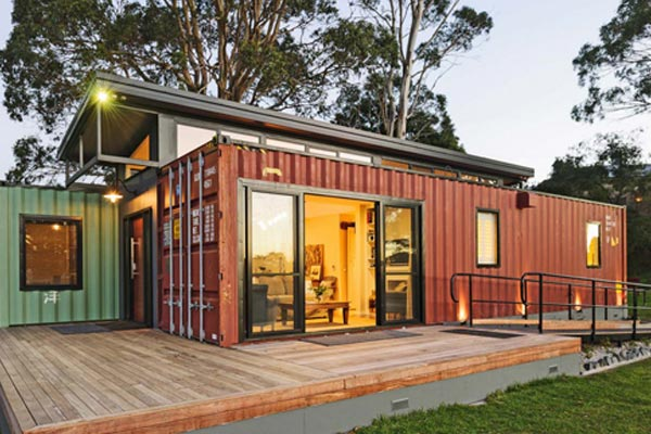 Nos services for Extension container habitable